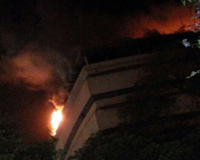 India News - Latest World & Political News - Current News Headlines in India - Delhi museum blaze: Safety systems failed, priceless 'treasures' lost