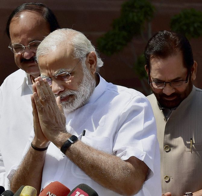 India News - Latest World & Political News - Current News Headlines in India - Modi has now realised the limits to India's power