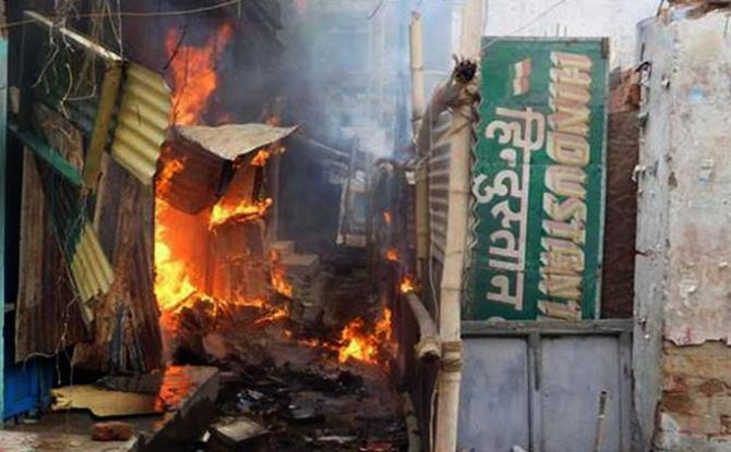 India News - Latest World & Political News - Current News Headlines in India - The scary messages from the Saran riots