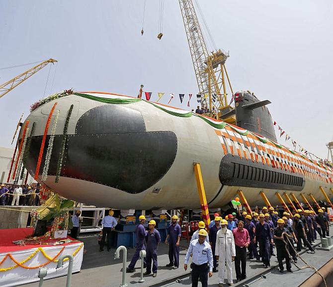 Secret data on India's Scorpene submarines LEAKED ...