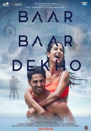 India News - Latest World & Political News - Current News Headlines in India - Censor Board snips bra scene from 'Baar Baar Dekho'