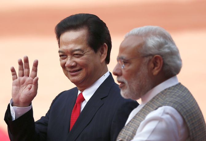 India News - Latest World & Political News - Current News Headlines in India - India-Vietnam ties in changed regional setting