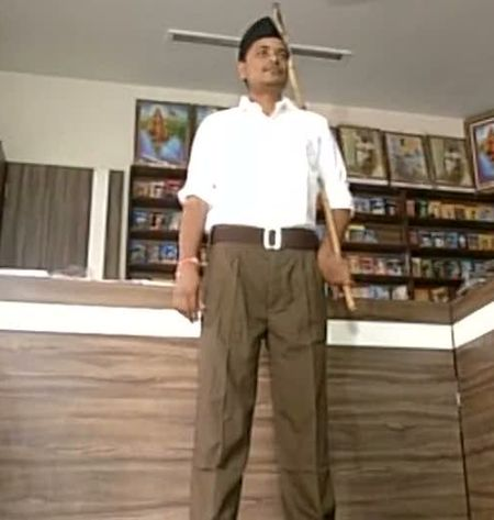 India News - Latest World & Political News - Current News Headlines in India - RSS bids goodbye to khaki shorts, starts sale of its new uniform