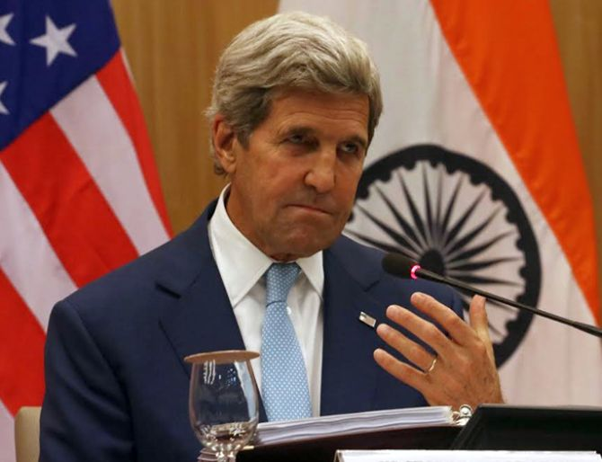 India News - Latest World & Political News - Current News Headlines in India - Kerry @ IIT-D: Citizens should be allowed to protest without fear