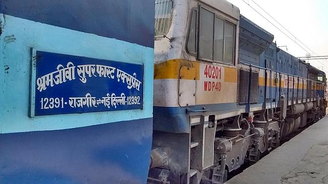 Noose for 2005 Shramjeevi train bomber - Rediff com India News