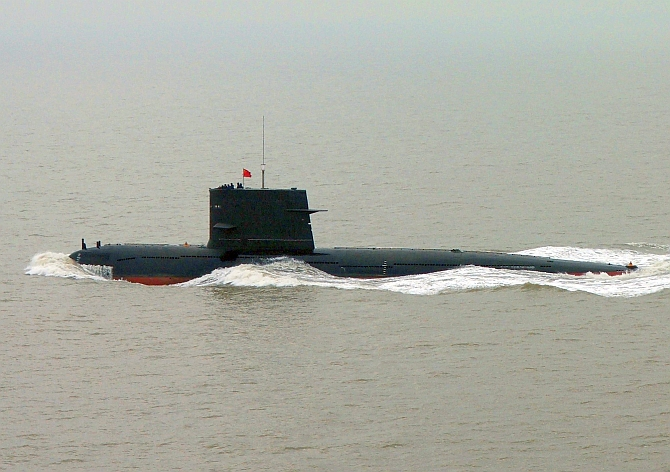 Pakistan is buying 8 attack submarines from China