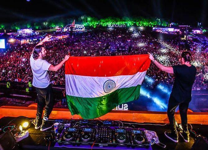 India News - Latest World & Political News - Current News Headlines in India - Goa's Sunburn festival may be banned in peak tourist season