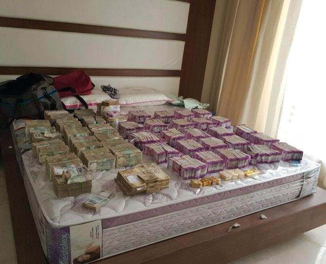 India News - Latest World & Political News - Current News Headlines in India - I-T dept seizes over Rs 4 cr in new notes in Bengaluru
