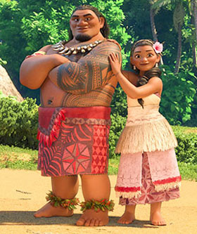 Current Bollywood News & Movies - Indian Movie Reviews, Hindi Music & Gossip - Review: Moana is a treat