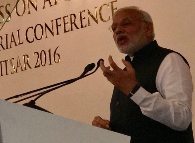 India News - Latest World & Political News - Current News Headlines in India - We must act against those sheltering terror forces: PM