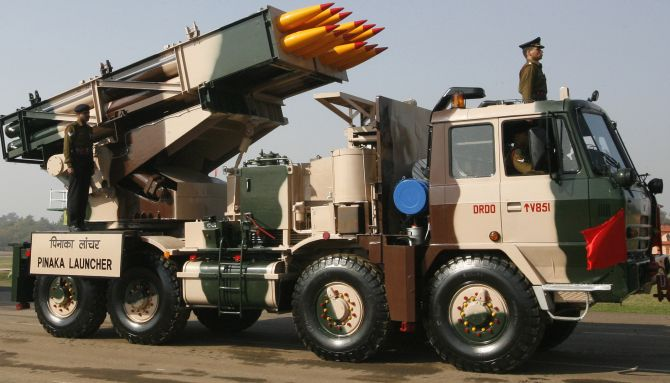India News - Latest World & Political News - Current News Headlines in India - As LoC heats up, army buys 2 rocket regiments
