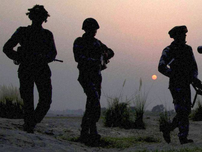 India News - Latest World & Political News - Current News Headlines in India - Ambush on Assam Rifles leaves 1 soldier dead, 9 injured