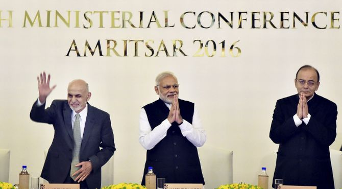 India News - Latest World & Political News - Current News Headlines in India - Amritsar Declaration calls for dismantling of terror sanctuaries