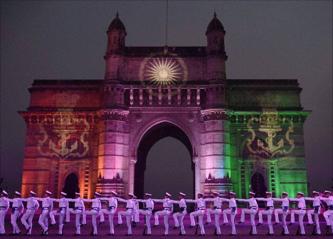 India News - Latest World & Political News - Current News Headlines in India - PHOTOS: The colourful Navy Day celebrations