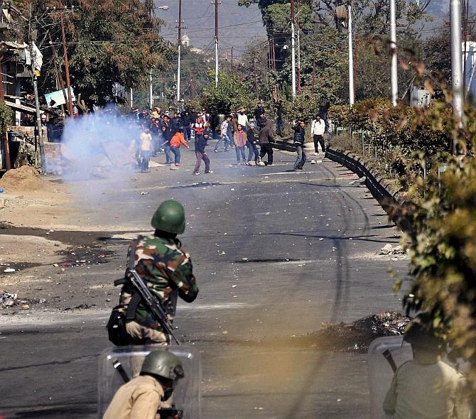 Politics of economic blockade dominates Manipur polls