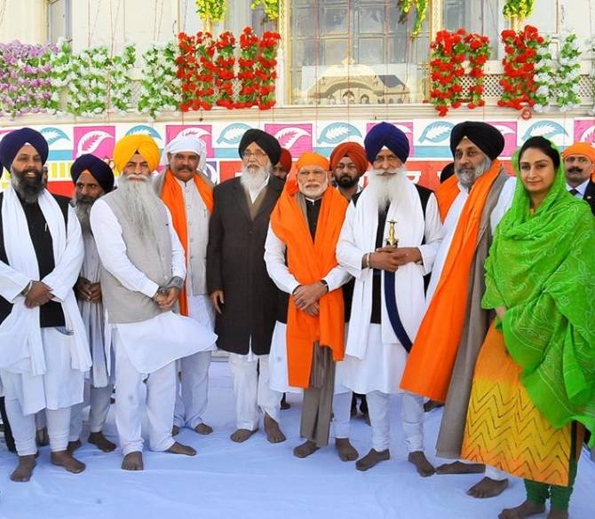 India News - Latest World & Political News - Current News Headlines in India - Decoding the Badals' business empire
