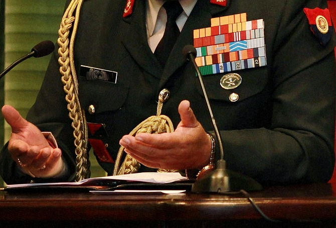 India News - Latest World & Political News - Current News Headlines in India - Choosing an army chief: The perils of choice