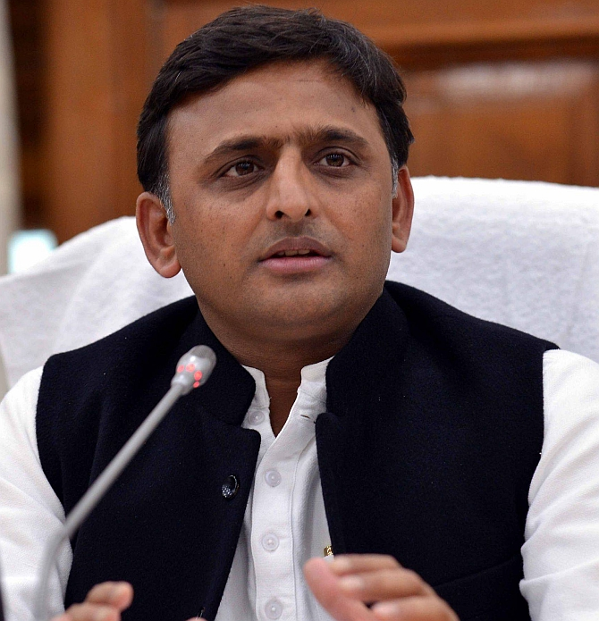 India News - Latest World & Political News - Current News Headlines in India - Akhilesh elected leader of SP in both Houses of UP legislature