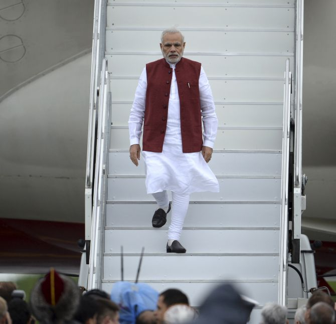 India News - Latest World & Political News - Current News Headlines in India - And the cost of flying PM Modi abroad is...