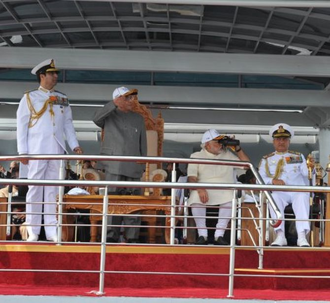 We are 'United through Oceans': President Pranab@IFR