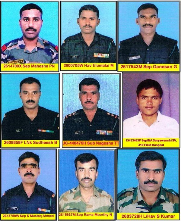 India News - Latest World & Political News - Current News Headlines in India - Siachen tragedy: Mortal remains of remaining 8 soldiers recovered