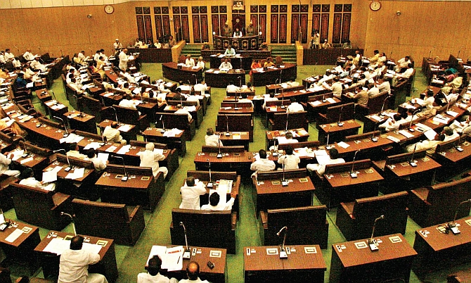 India News - Latest World & Political News - Current News Headlines in India - Rs 95,000 per month not enough for Telangana legislators; want more!