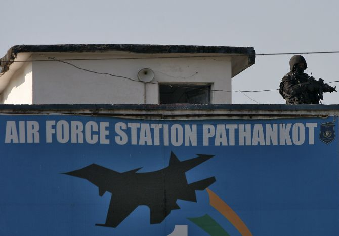 India News - Latest World & Political News - Current News Headlines in India - Pathankot attack: 6 terrorists were inside IAF base, says NSG
