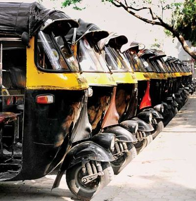 India News - Latest World & Political News - Current News Headlines in India - Commuters hit hard as auto drivers go on strike in Mumbai