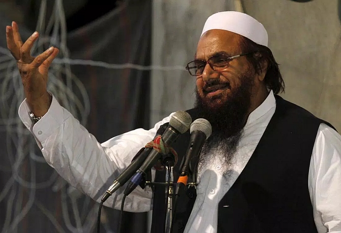 India News - Latest World & Political News - Current News Headlines in India - Pakistan lists Hafiz Saeed under anti-terrorism act