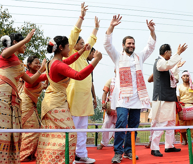 India News - Latest World & Political News - Current News Headlines in India - Caption This: 'Pappu' can dance...