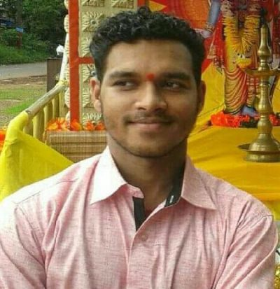P V Sujith, who was murdered by CPI-M goons