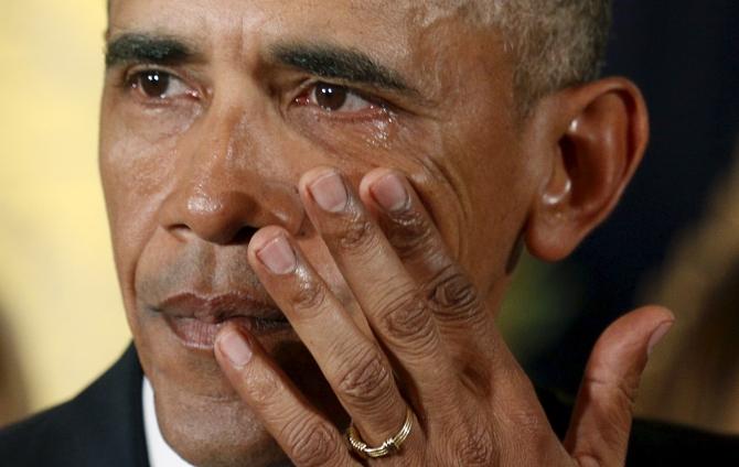 Обама уже вскором времени может изложить предложения поограничению наношение оружия