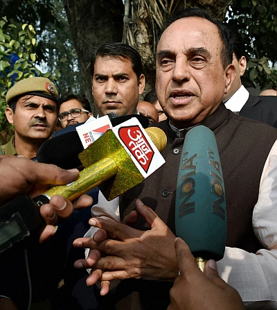 India News - Latest World & Political News - Current News Headlines in India - Herald case: Swamy wants Hooda as witness
