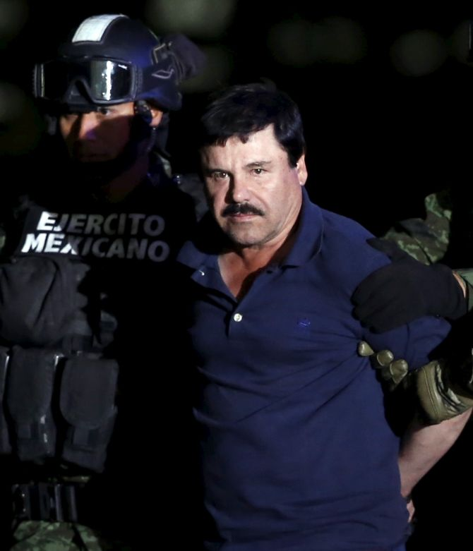 India News - Latest World & Political News - Current News Headlines in India - PHOTOS: Inside world's most wanted drug lord El Chapo's safehouse