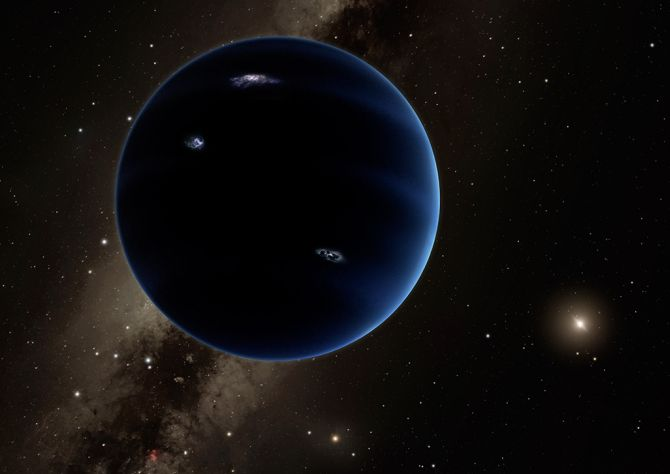 India News - Latest World & Political News - Current News Headlines in India - Planet 9 could DESTROY solar system in terrifying cosmic death dance