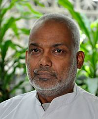 Sanjay Paswan, former BJP MP and member of the party national executive