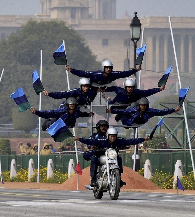 India News - Latest World & Political News - Current News Headlines in India - PHOTOS: What to expect at this R-Day parade