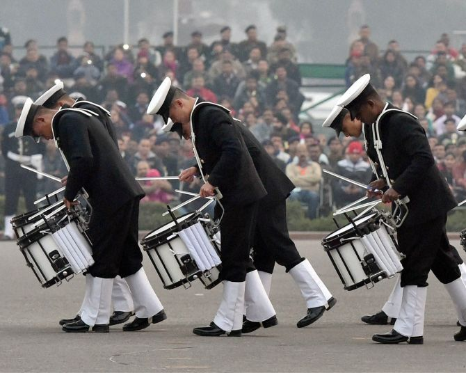India News - Latest World & Political News - Current News Headlines in India - PHOTOS: 6 reasons why you shouldn't miss Beating Retreat ceremony