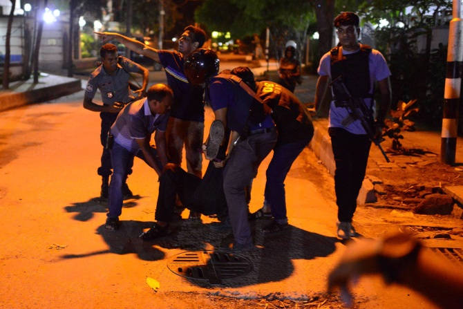India News - Latest World & Political News - Current News Headlines in India - Foreign spy agency mobilised funds for Dhaka cafe attack: Report