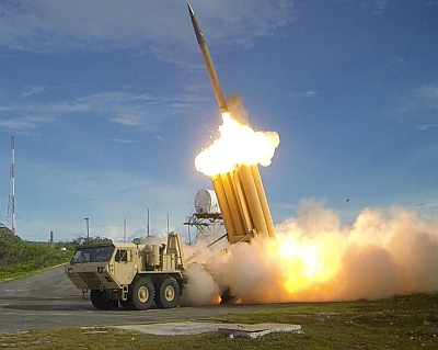 US angers China by deploying missile defence in Korea