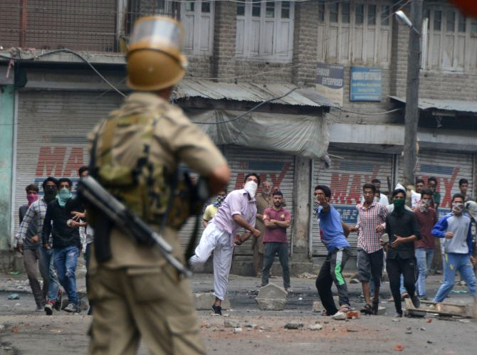 India News - Latest World & Political News - Current News Headlines in India - The unpredictable consequences of Burhan Wani's death