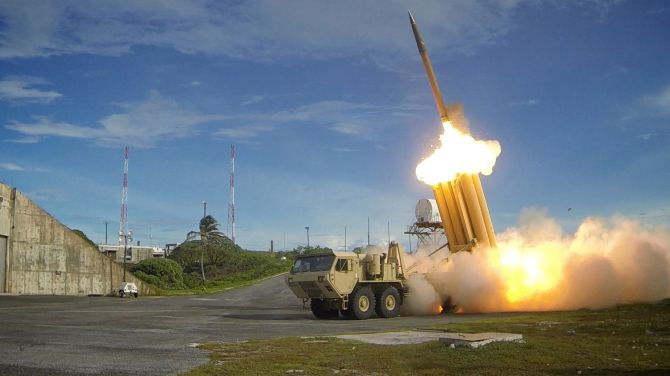 India News - Latest World & Political News - Current News Headlines in India - South Korean missile defence: US, China on collision course