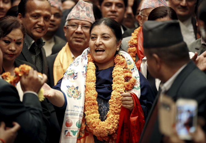 India News - Latest World & Political News - Current News Headlines in India - Nepal Prez asks parties to elect new PM within a week