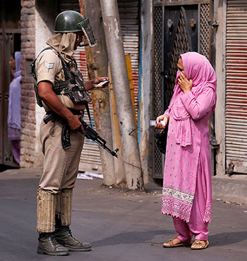 India News - Latest World & Political News - Current News Headlines in India - We seem to be unable to treat Kashmiris as Indians