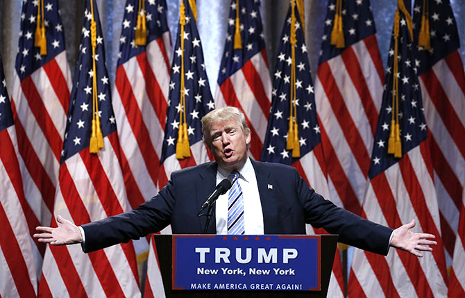 India News - Latest World & Political News - Current News Headlines in India - What Donald Trump is in love with