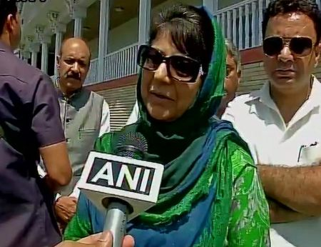 India News - Latest World & Political News - Current News Headlines in India - Revoke AFSPA on trial basis: Mehbooba to Centre
