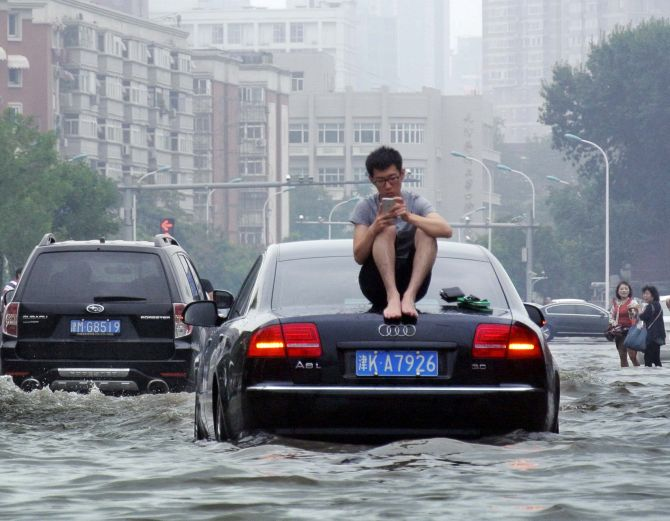 India News - Latest World & Political News - Current News Headlines in India - 'Floods submerged my bed': 250 killed or missing in China rains