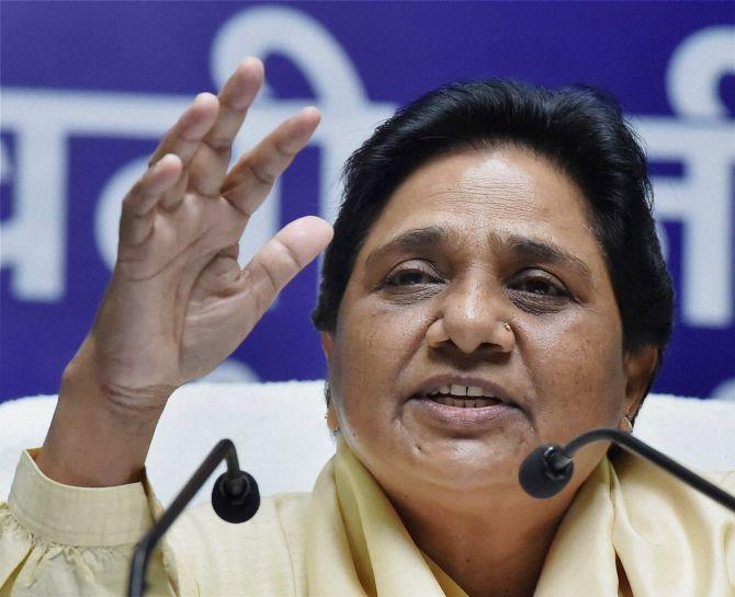 India News - Latest World & Political News - Current News Headlines in India - Mayawati accuses BJP, SP of protecting Dayashankar Singh