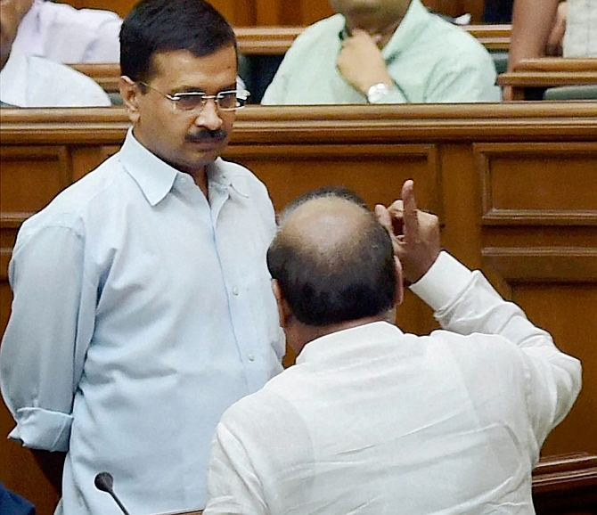 India News - Latest World & Political News - Current News Headlines in India - 10 AAP MLAs in legal trouble