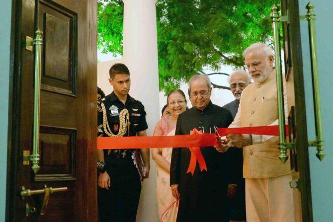 India News - Latest World & Political News - Current News Headlines in India - PM Modi inaugurates museum at Rashtrapati Bhavan